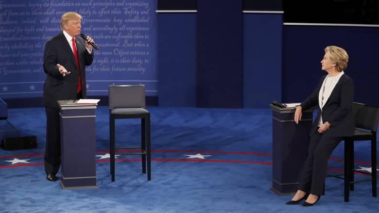 Εκλογές ΗΠΑ 2016: To CNN Greece μετέδωσε, ζωντανά, με διερμηνεία στα ελληνικά, το δεύτερο debate