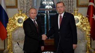 Τετ α τετ Πούτιν-Ερντογάν στην Κωνσταντινούπολη