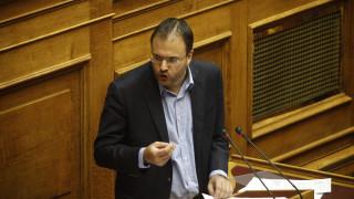 Θ. Θεοχαρόπουλος: Τάσσομαι σθεναρά απέναντι στο «μαύρο» στα ιδιωτικά κανάλια