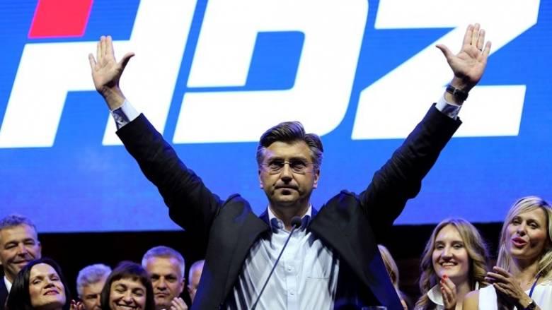 Κροατία: Εντολή σχηματισμού κυβέρνησης στον Πλένκοβιτς