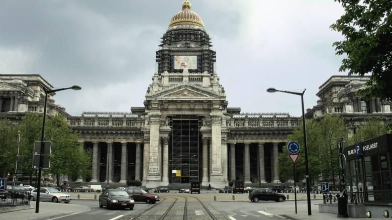 Εκκενώθηκε το Δικαστικό Μέγαρο των Βρυξελλών
