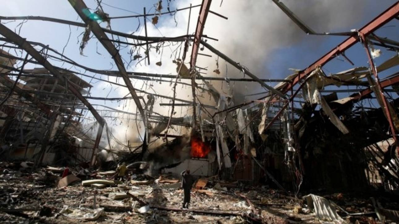 ΟΗΕ: Πρέπει να διεξαχθεί έρευνα για τα εγκλήματα πολέμου στην Υεμένη
