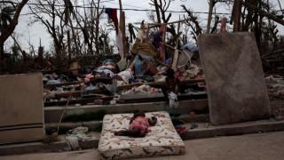 Ο Μπαν Κι Μουν καλεί την παγκόσμια κοινότητα να βοηθήσει την Αϊτή μετά το πέρασμα του Μάθιου