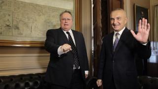 Ίλιρ Μέτα: τα προβλήματα του παρελθόντος να μην γίνονται εμπόδιο στις ελληνοαλβανικές σχέσεις
