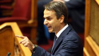 Μητσοτάκης προς Τσίπρα: Είστε ο πιο ψεύτης και αποτυχημένος Έλληνας πρωθυπουργός