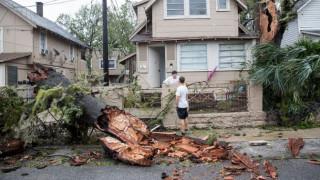 Βόρεια Καρολίνα: Χιλιάδες οι εγκλωβισμένοι στα σπίτια τους λόγω του τυφώνα Μάθιου
