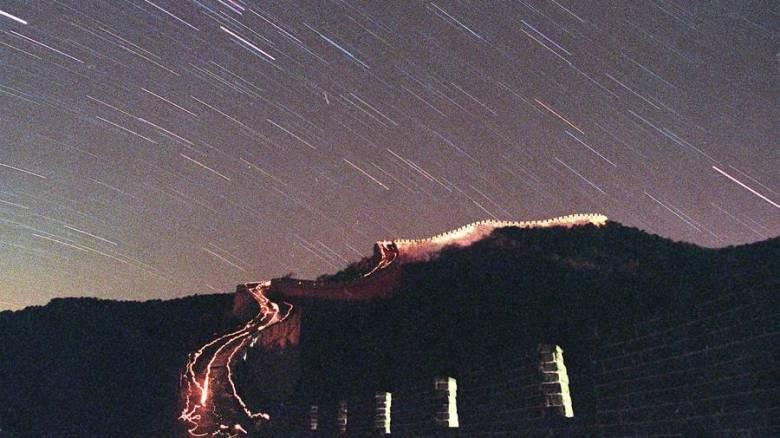 Φαντασμαγορικό θέαμα από διάττοντες αστέρες στον ουρανό για έξι εβδομάδες