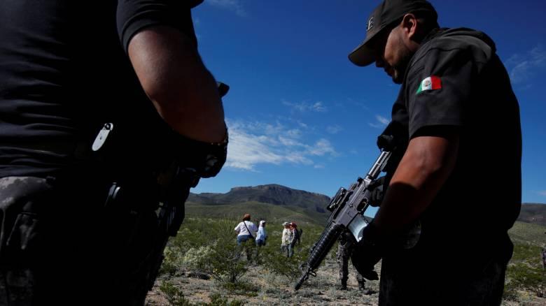 Μεξικό: Βρέθηκε ομαδικός τάφος με περισσότερους από 600 νεκρούς