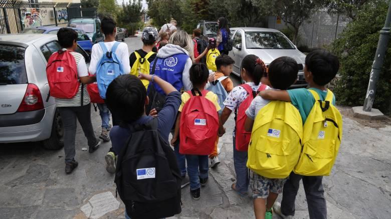 Βόλβη: «Κόβουν» το σχολείο στα παιδιά τους για να μην έχουν πρόσφυγες συμμαθητές