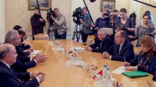 Κυπριανού: Η Μόσχα διαβεβαιώνει ότι η θέση της για το Κυπριακό δεν έχει αλλάξει