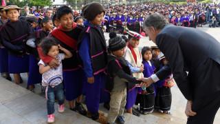 Κολομβία: Ειρηνευτικές διαπραγματεύσεις ανάμεσα στην κυβέρνηση και τον ELN