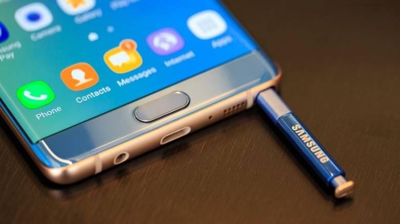 To Galaxy Note 7 έβαλε σε δοκιμασία τη Samsung