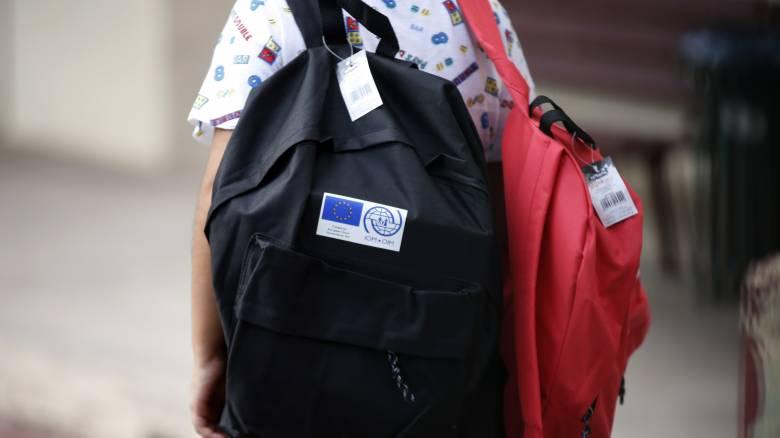 Βόλβη: Οι γονείς δεν έστειλαν ξανά τα παιδιά τους σχολείο λόγω προσφύγων