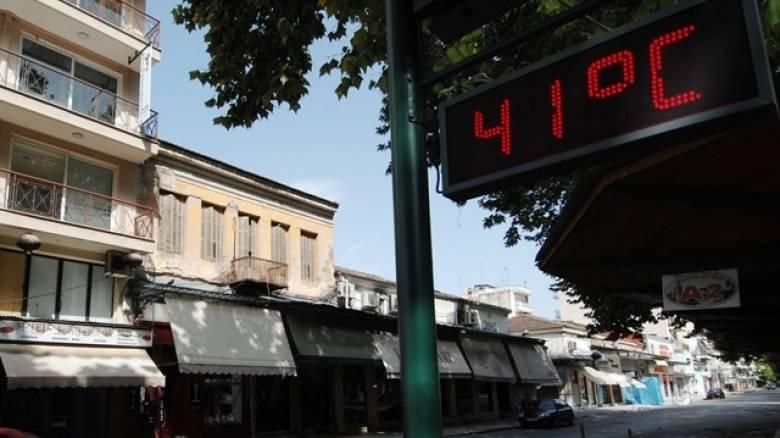 Πρόβλεψη για αύξηση των θερμών ημερών στην Ελλάδα ως το 2100 λόγω της κλιματικής αλλαγής