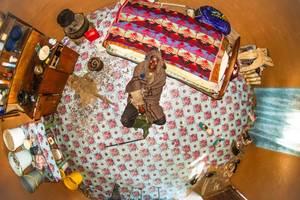 Δωμάτιο #1149, Όσια, Λεσότο