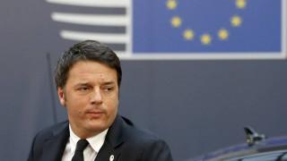 Μ. Ρέντσι: Η Ιταλία λειτουργεί ως υποκινητής συζητήσεων στο εσωτερικό της Ε.Ε.