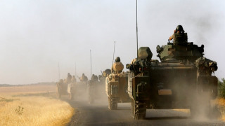 Τουρκία: Ο ISIS προβάλλει σκληρή αντίσταση - σε παγκόσμια σύρραξη ο πόλεμος στη Συρία
