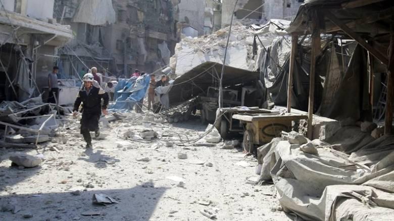 Συρία: Τουλάχιστον επτά νεκροί στο Χαλέπι από νέες επιχειρήσεις