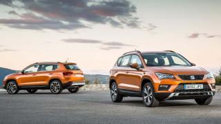 Η Seat ποντάρει στο Ateca, το νέο της SUV και πρώτο στην ιστορία της