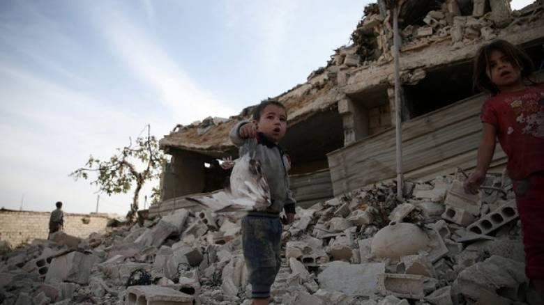 Κάλεσμα από Ολάντ και Μέρκελ σε Πούτιν για εκεχειρία στη Συρία