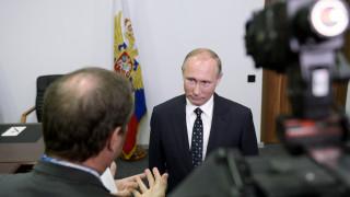 Πούτιν: Πολιτική ρητορεία τα περί εγκλημάτων πολέμου στο Χαλέπι