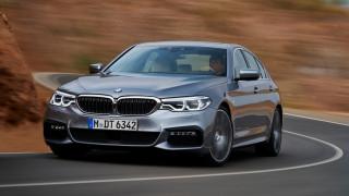 Η BMW παρουσίασε επίσημα τη νέα σειρά 5