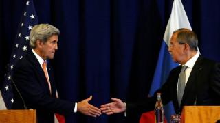 Συνάντηση Κέρι-Λαβρόφ για κατάπαυση του πυρός στη Συρία