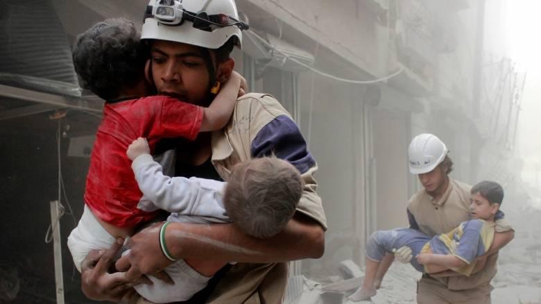 Χαλέπι: Νεκρά πέντε παιδιά από επίθεση με όλμο κοντά σε σχολείο