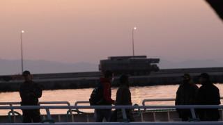 Μυτιλήνη: Επιστροφή 55 μεταναστών στο Δικελί της Τουρκίας