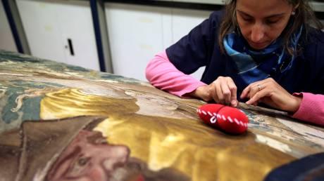 Η παραδοσιακή τέχνη της ταπισερί αναβίωσε στην Ισπανία (pics)