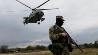 Θρίλερ με πληροφορίες για κατάρριψη ουκρανικού στρατιωτικού ελικοπτέρου