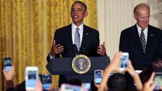 Ο Μπαράκ Ομπάμα συνεχάρη τον Μπομπ Ντίλαν για το Νόμπελ Λογοτεχνίας