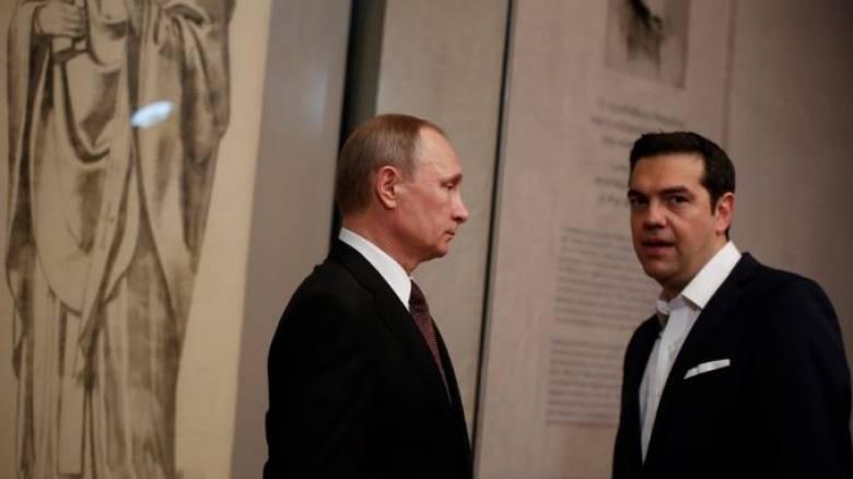 Ο Κλίντον, ο Τσίπρας, το δημοψήφισμα και η δραχμή... Ρωσίας