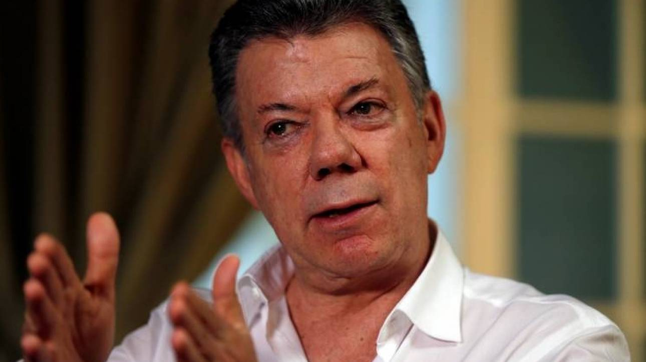 Κολομβία: Ο πρόεδρος της χώρας παρατείνει την εκεχειρία με τους FARC έως το τέλος του χρόνου