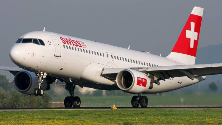 Άνετες, ασφαλείς και οικονομικές πτήσεις σε ολόκληρο τον κόσμο με την SWISS International Air Lines!