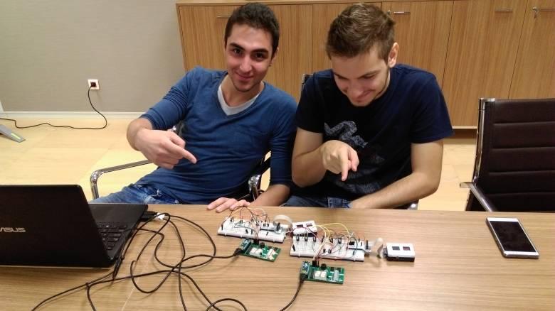 Διάκριση για δύο Έλληνες φοιτητές του Πανεπιστημίου Πατρών σε διαγωνισμό του ομίλου Bosch