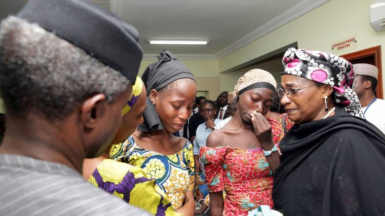 Νιγηρία: Η κυβέρνηση επιμένει ότι δεν αντάλλαξε τις 21 μαθήτριες με τρομοκράτες
