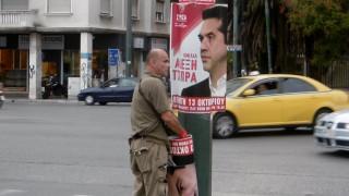 Ανδ. Βαρελάς, αντιδήμαρχος: «Η αφισοκόλληση είναι  παράνομη»