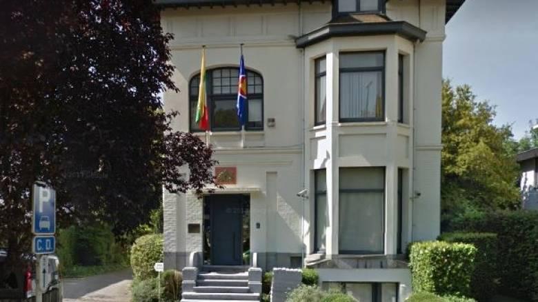 Συναγερμός στις Βρυξέλλες - «Ύποπτο» δέμα έξω από την πρεσβεία της Μιανμάρ
