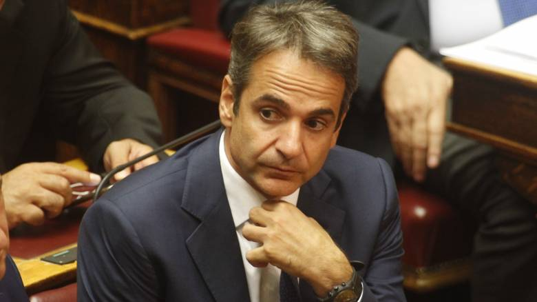 Κ.Μητσοτάκης στο Bloomberg: Για αυτό ζητώ εκλογές