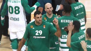 Euroleague: ο Παππάς οδήγησε στο τέλος τον Παναθηναϊκό στην επικράτηση επί της Ζαλγκίρις