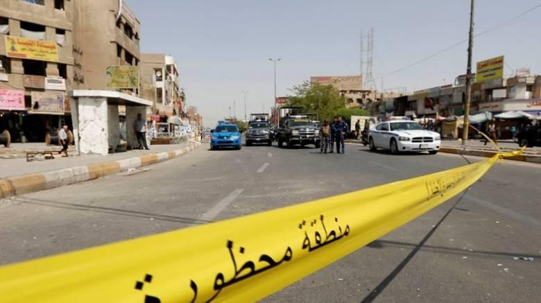 Νέο αιματοκύλισμα στη Βαγδάτη από επίθεση βομβιστή καμικάζι του ISIS
