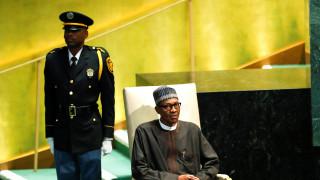 «Η γυναίκα μου ανήκει στην κουζίνα», λέει ο πρόεδρος της Νιγηρίας