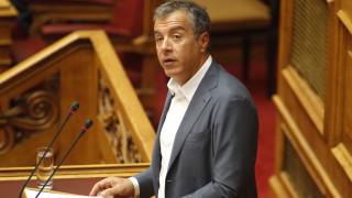 Στ. Θεοδωράκης: Ξέραμε πως ο κ. Τσίπρας φλέρταρε με τη δραχμή