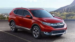 Η Honda παρουσίασε στις ΗΠΑ το καινούργιο CR-V