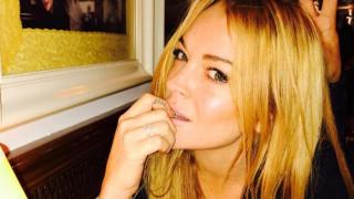 Η Λίντσεϊ Λόχαν στην Αθήνα για το opening του κλαμπ της