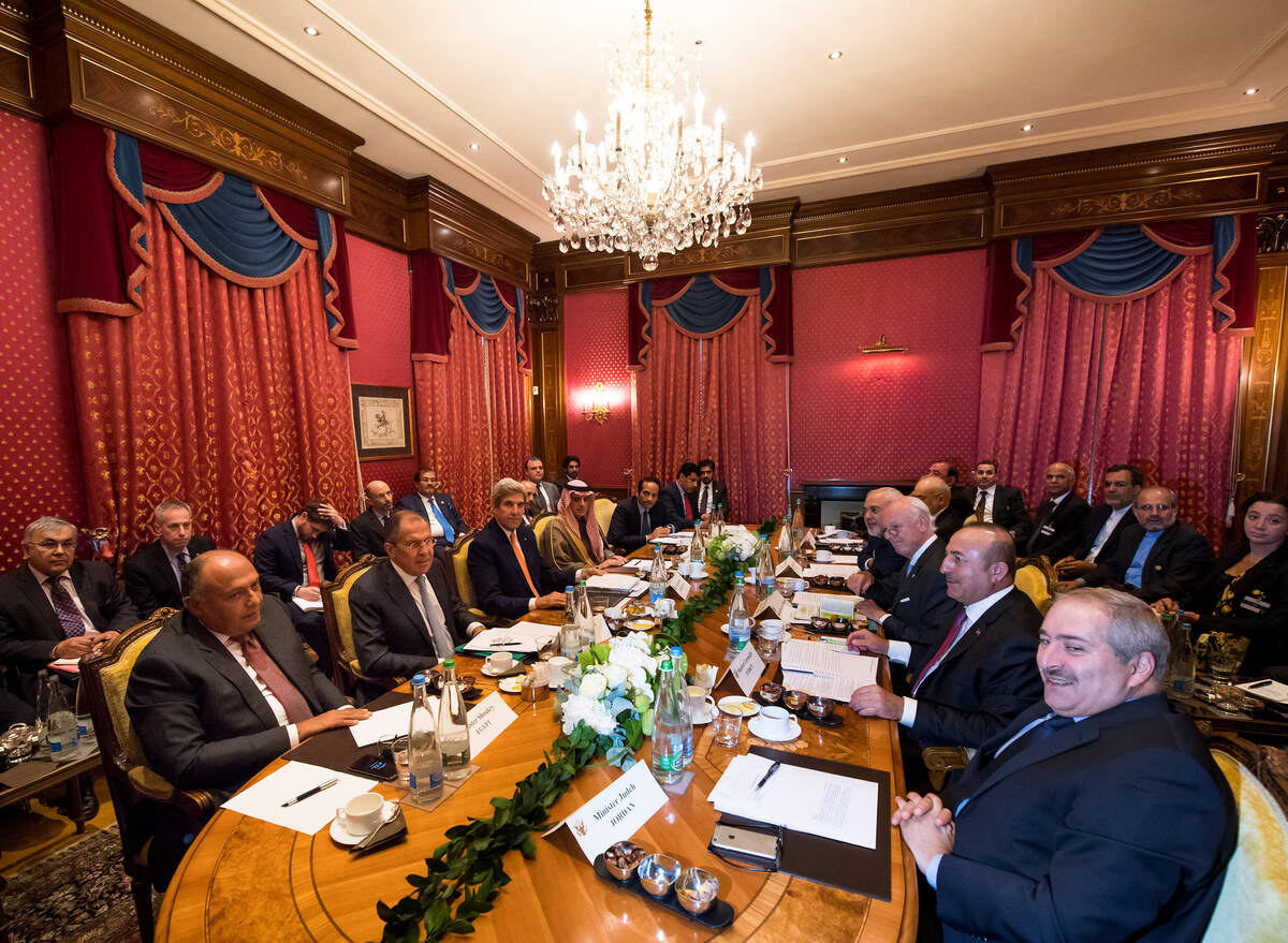 Lausanne table 2016 10 15T152903Z 1892284340 S1BEUHDERNAB RTRMADP 3 MIDEAST CRISIS SYRIA TALKS
