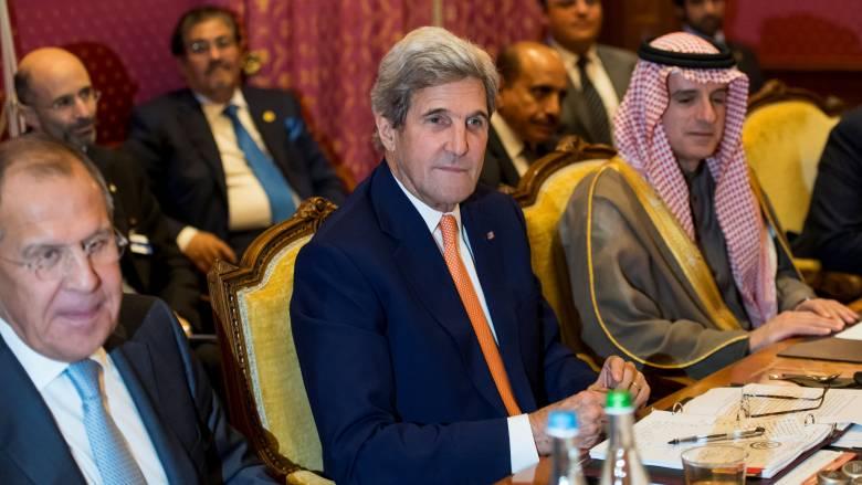 Ολοκληρώθηκε η διεθνής διάσκεψη για τη Συρία στη Λωζάνη