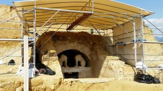 Αμφίπολη: Γιατί γκρεμίστηκε αιφνιδιαστικά το βόρειο τείχος του μνημείου