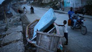 Εικόνα απόλυτης καταστροφής στην Αϊτή